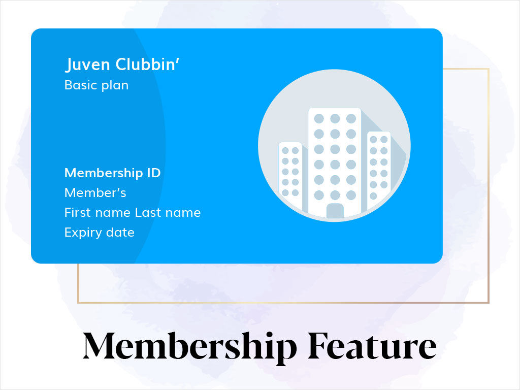 juven membership feature